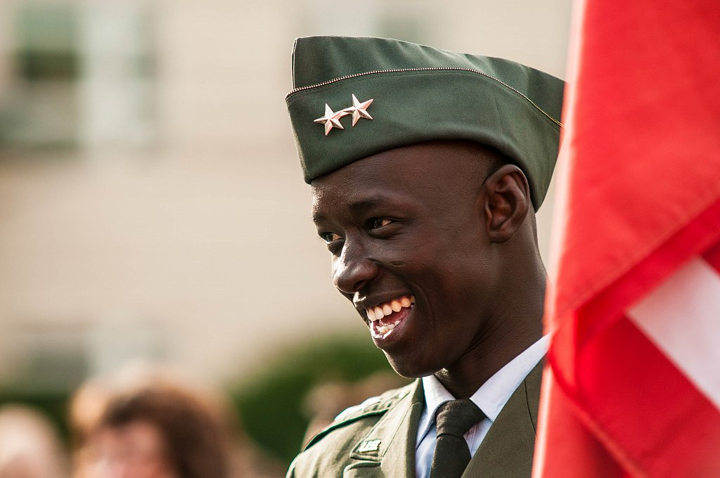 Show Soldier