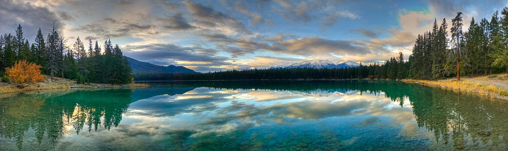 Anette Lake Jasper