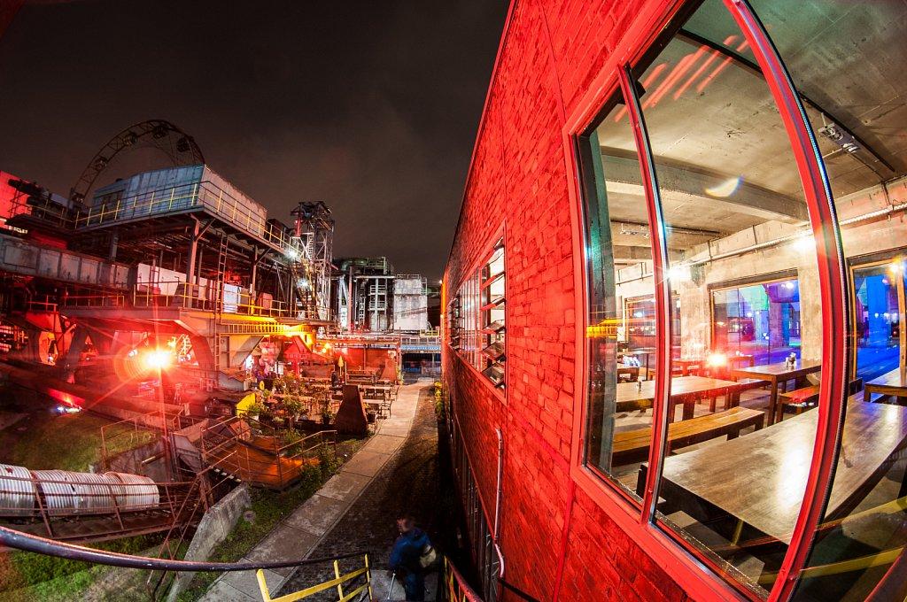 Kokerei Cafe Zollverein
