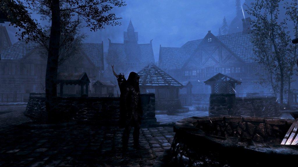 The Nightingales in their hometown Riften